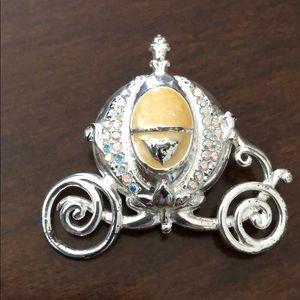 Rare Walt Disney Cinderella's Carriage Pin